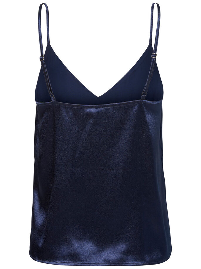 CAMI- TOP, Medieval Blue, large