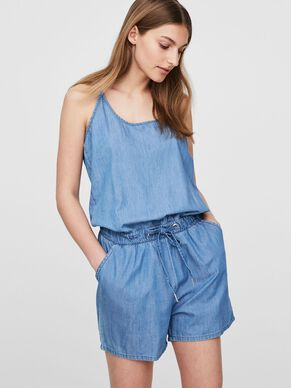 DENIMSYDD PLAYSUIT