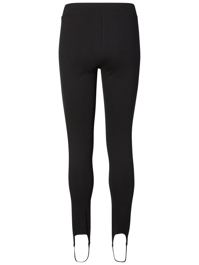 CASUAL LEGGINGS, Black, large