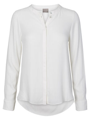 LOOSE FIT LONG SLEEVED SHIRT