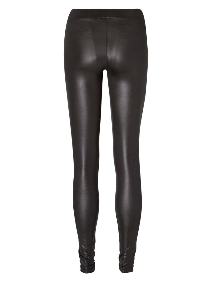 SLIM FIT LEGGINGSIT, Black, large