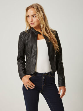 Short Jackets | Denim leather &amp immitated leather jackets for