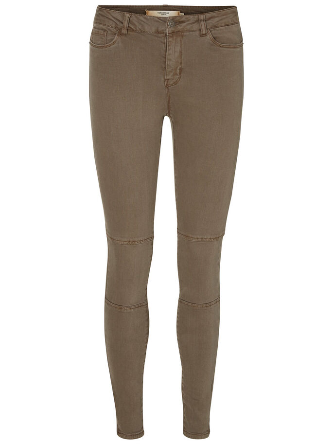 SEVEN NW ANKLE BROEK, Falcon, large
