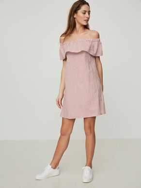 OFF SHOULDER KLÄNNING