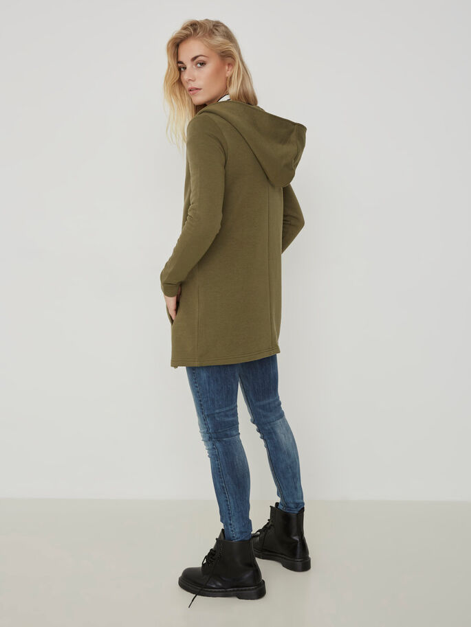 LANG SWEATSHIRT, Ivy Green, large