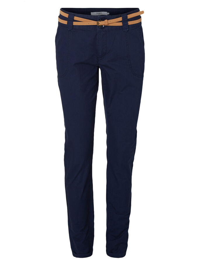 NW CARGO BROEK, Black Iris, large
