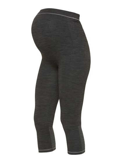 ACTIVE 3/4 MATERNITY TIGHTS