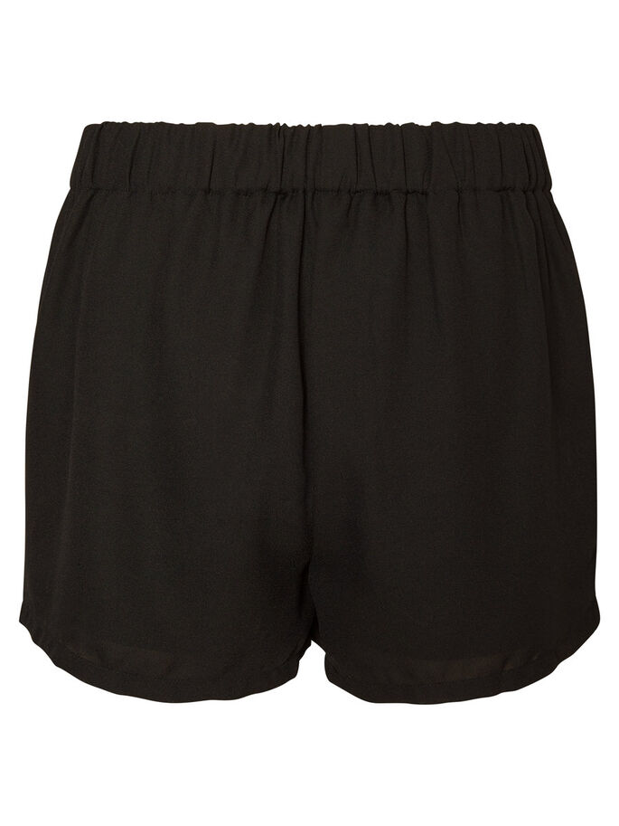 COURT SHORTS, Black, large