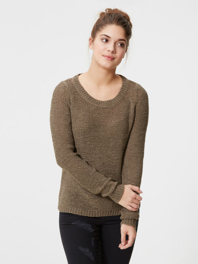 KNITTED TRUI, Falcon, large
