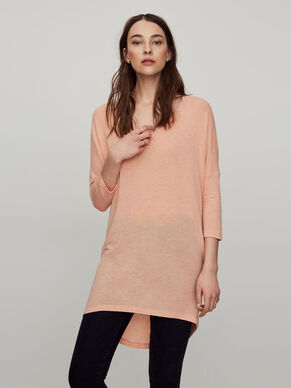 LONG 3/4 SLEEVED BLOUSE