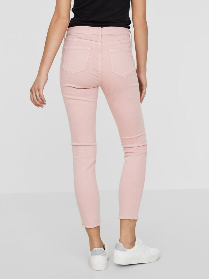 MM/VM SKINNY FIT JEANS, Coral Cloud, large
