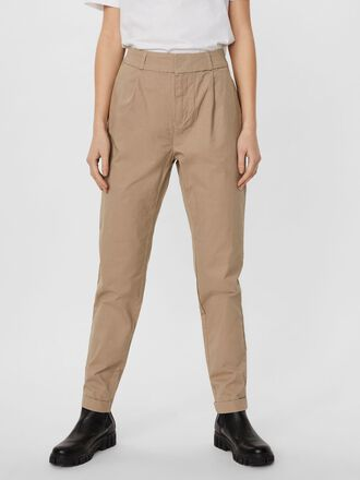 HIGH WAIST LOOSE FIT BROEK