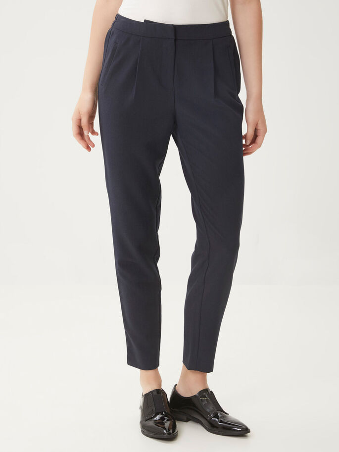 LOOSE FIT TROUSERS, Total Eclipse, large