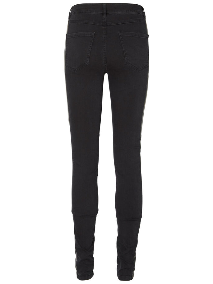 SEVEN NW BROEK, Black, large