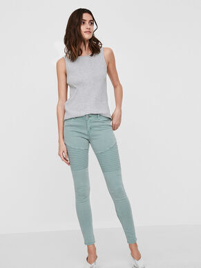 EVE LW SKINNY FIT JEANS