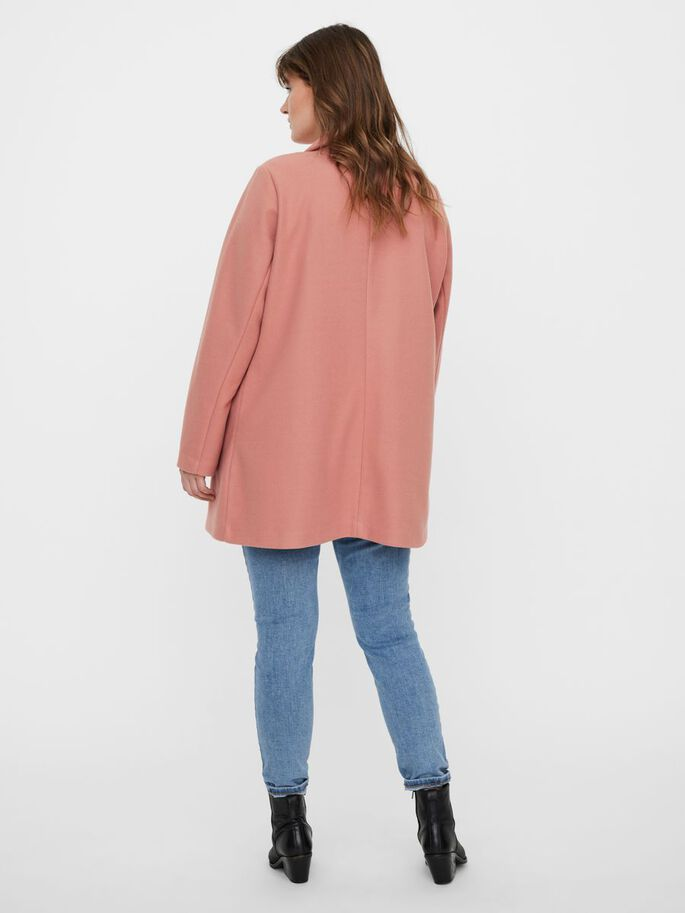 TRANSITIONAL JACKET, Old Rose, large