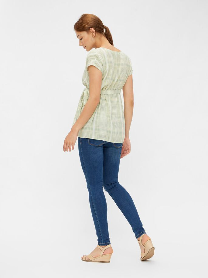 TERNET VENTE-TOP, Frosty Green, large