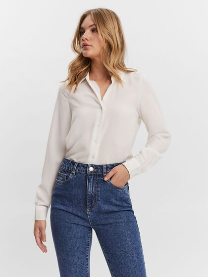 MANCHES LONGUES CHEMISE