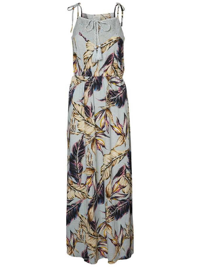 SOMMER- MAXIKLEID, Plein Air, large