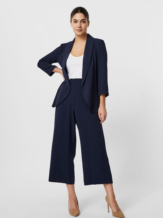 OPEN BLAZER, Navy Blazer, large