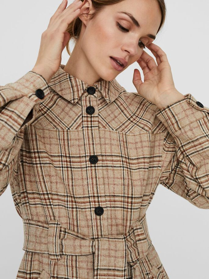 CHEQUERED JACKET, Nomad, large