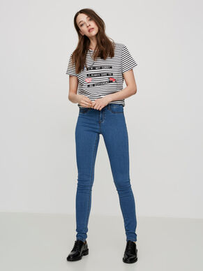 LUCY NW SKINNY JEANS