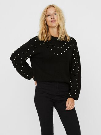 PEARL KNITTED PULLOVER