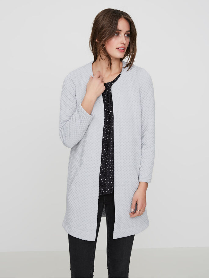 LANG BLAZER, High-Rise, large