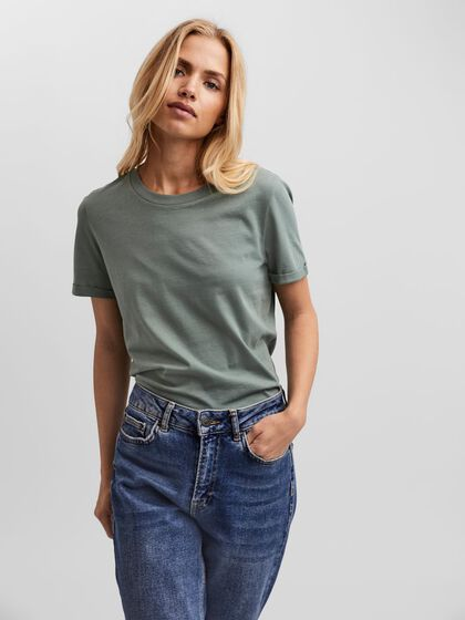 COL ROND T-SHIRT