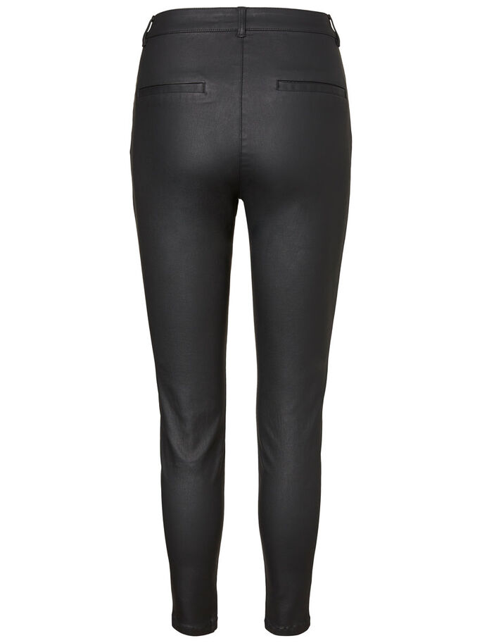 NW ANKLE TROUSERS, Black, large