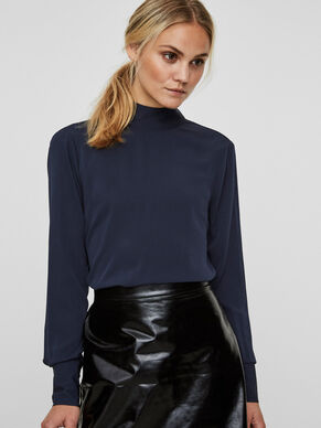 AWARE LONG SLEEVED BLOUSE