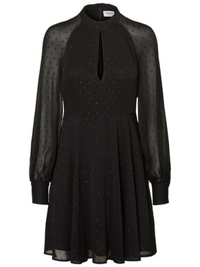 AWARE LONG SLEEVED DRESS