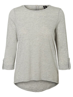 CASUAL BLOUSE MANCHES 3/4