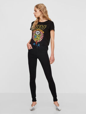 LUCY NW BIKER JEANS