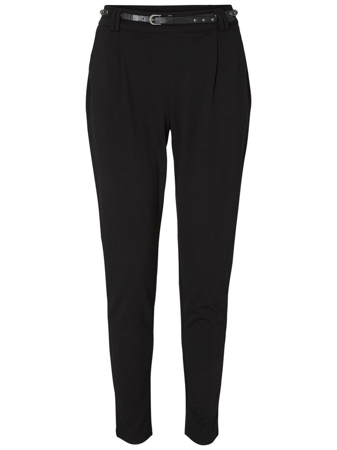 FEMININE HOSE, Black, large