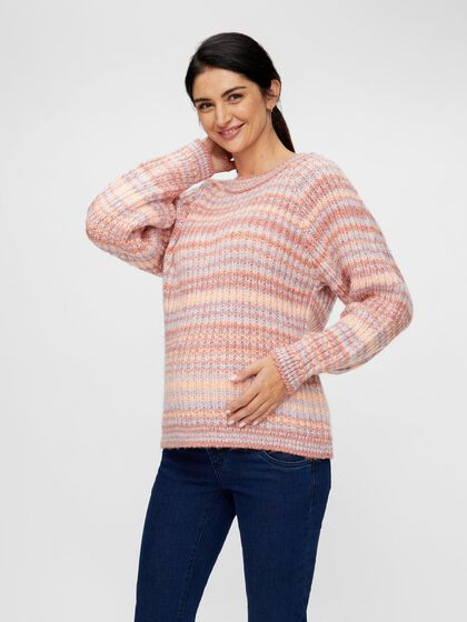 MLEVY MATERNITY PULLOVER