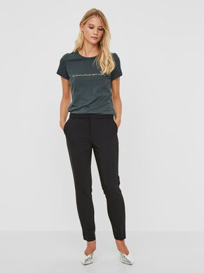 ANKLE TROUSERS