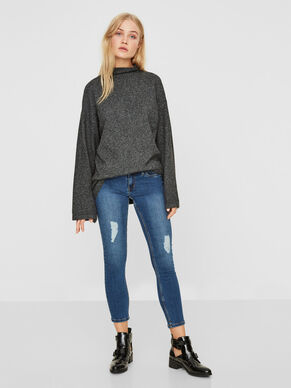 EVE NW ANKLE SKINNY FIT JEANS