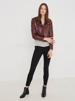 GALIA HW ANKLE SKINNY FIT JEANS