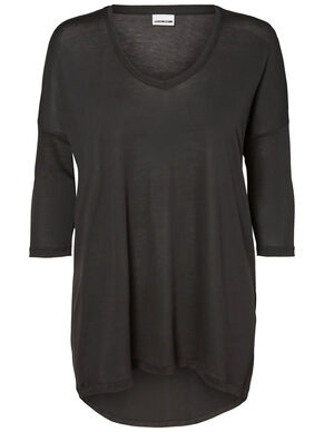 LOOSE FIT 3/4 SLEEVED TOP