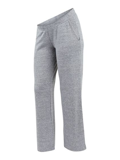 WIDE JERSEY MATERNITY TROUSERS