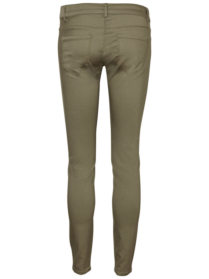 HOT FIVE LW TROUSERS, Ivy Green, large