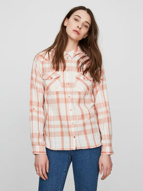 CASUAL LONG SLEEVED SHIRT