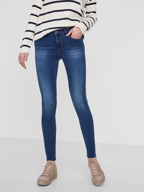 SEVEN NW SHAPE UP SKINNY FIT JEANS