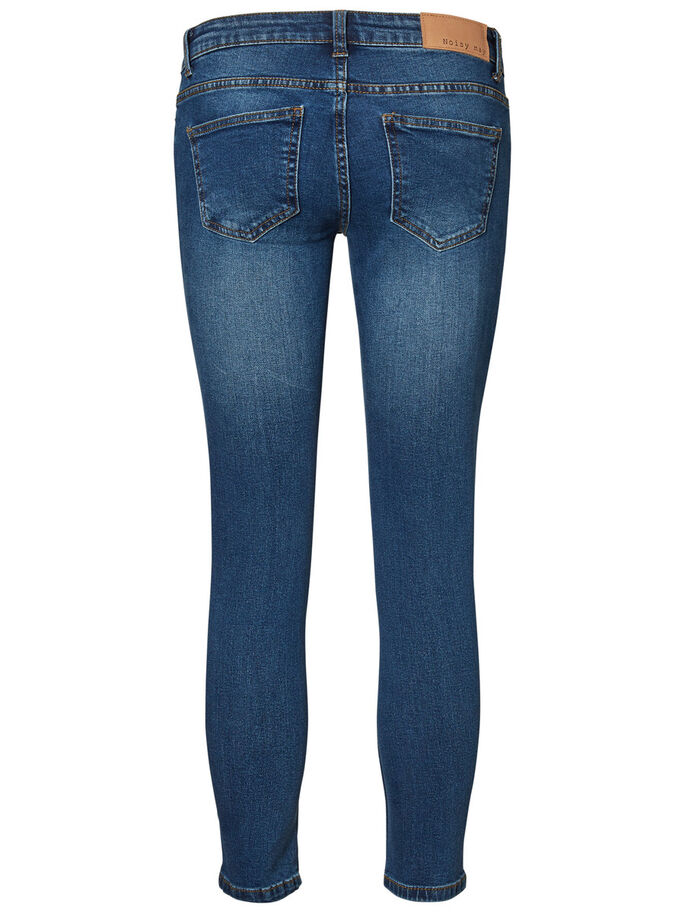 EVE NW ANKLE SKINNY FIT JEANS, Medium Blue Denim, large