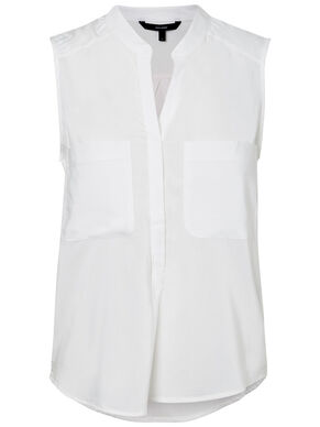 CLASSIC SLEEVELESS SHIRT