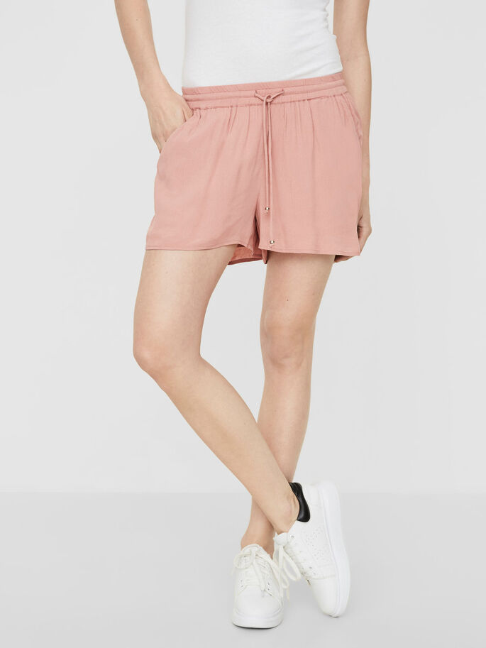 CASUAL NW SHORTS, Ash Rose, large