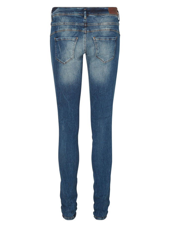 FIVE LW JEAN SKINNY, Medium Blue Denim, large