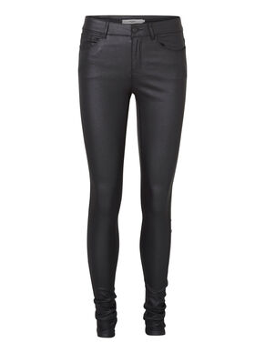 SEVEN NW SMOOTH COATED TROUSERS