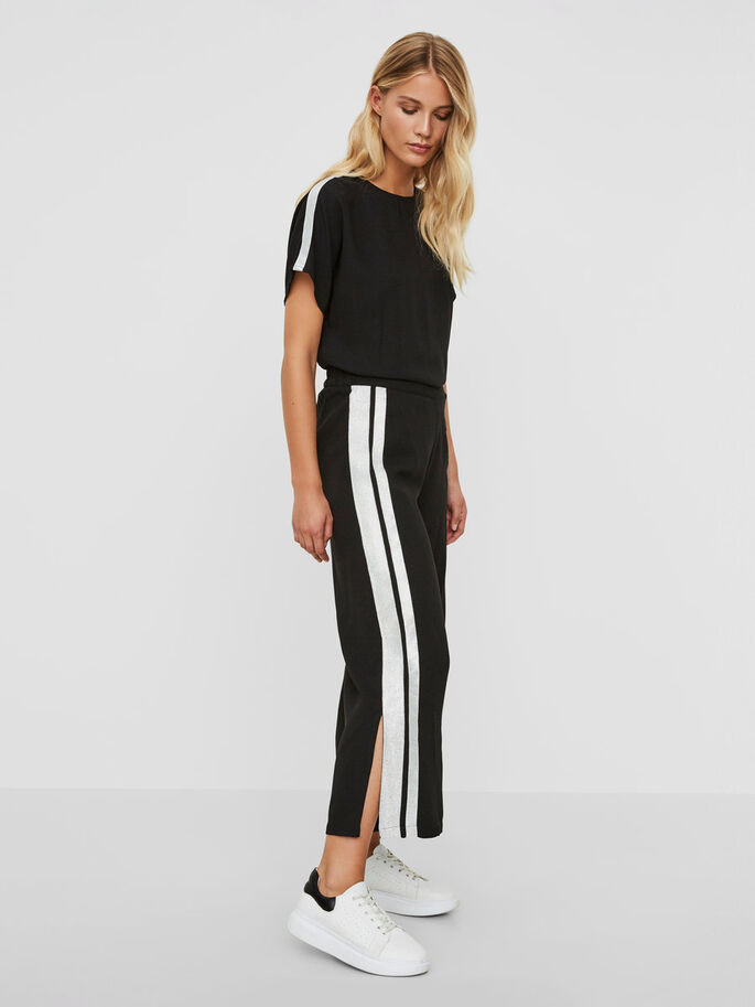 HW PANTALON, Black, large